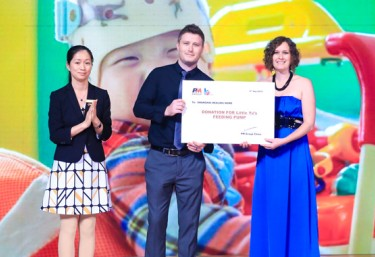 PM Group supports Healing Home Shanghai