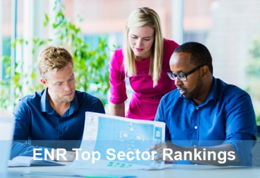 ENR top international design firms by sector