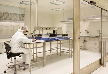 Cardiovascular devices manufacturing facility design