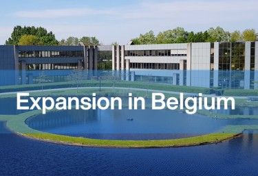 PM Group expands Belgium operation and moves office.