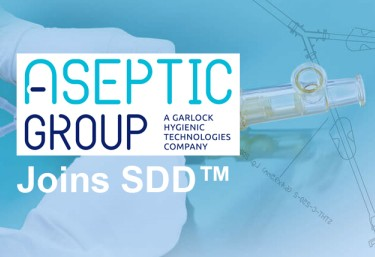 Aseptic Group joins SDD