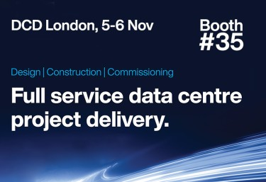 Full service date centre project delivery