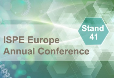 Meet us at Stand 41 at ISPE Europe Conference 2019