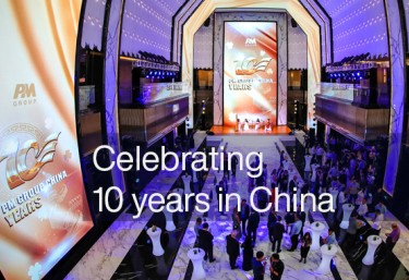 PM Group celebrates 10 years in China