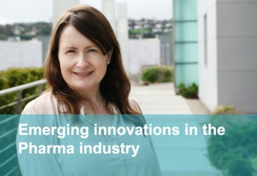Emerging innovations in the pharma industry